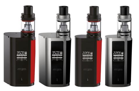 Smok GX2/4 TC 350W Kit inkl. TFV8 Big Baby Tank Fullkit