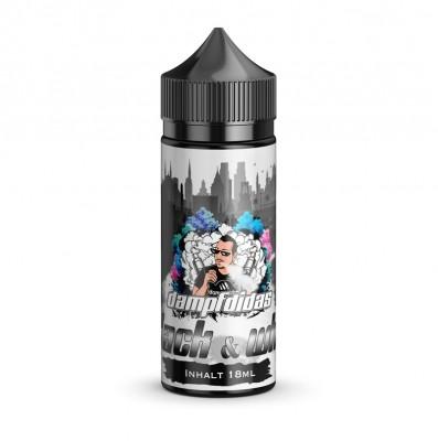 Dampfdidas - 18ml Aroma - BLACK & WHITE