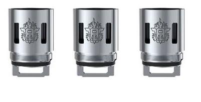 Smok TFV8 Ersatzcoils Verdampferköpfe Q4 / X4 / T6 / T8 / T10 ( 3er Packung )