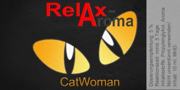 RelaxAroma CatWoman 10ml