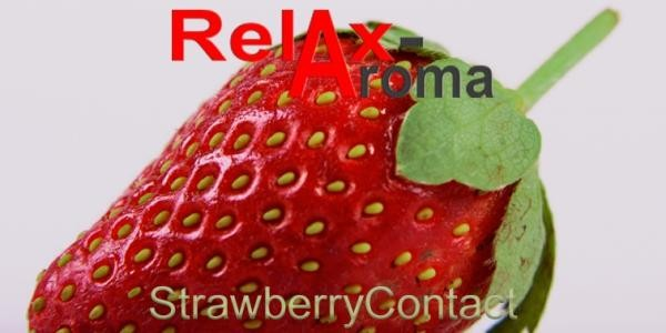 RelaxAroma StrawberryContact 10ml