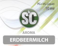 SC E-Liquids - 10ml - Erdbeermilch