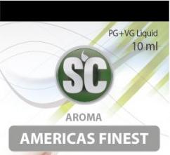 SC E-Liquids - 10ml - America´s Finest Tabak