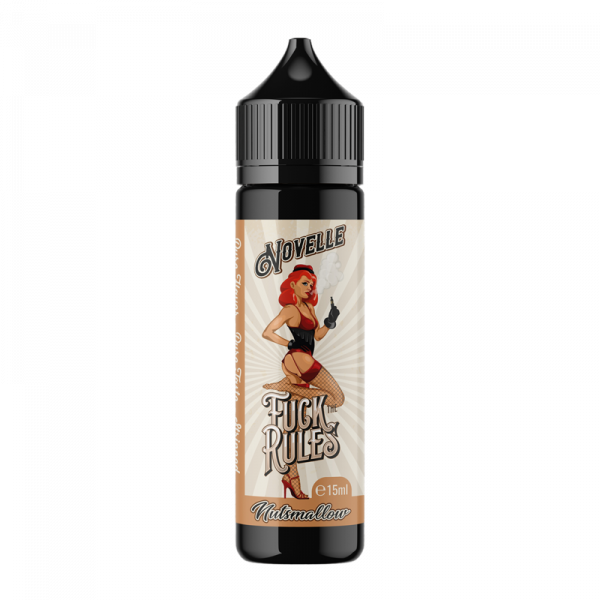 Fuck the Rules Aroma 20ml - Nutzmallow
