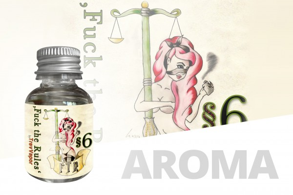 Fuck the Rules Aroma 20ml §6