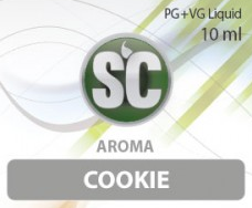 SC E-Liquids - 10ml - Cookie