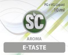 SC E-Liquids - 10ml - E-Taste Energy