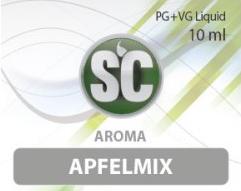 SC E-Liquids - 10ml - Apfelmix