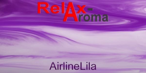 RelaxAroma AirlineLila 10ml