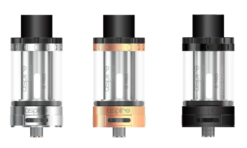 Aspire Cleito 120 Clearomizer - 4,0 ml - 25 mm