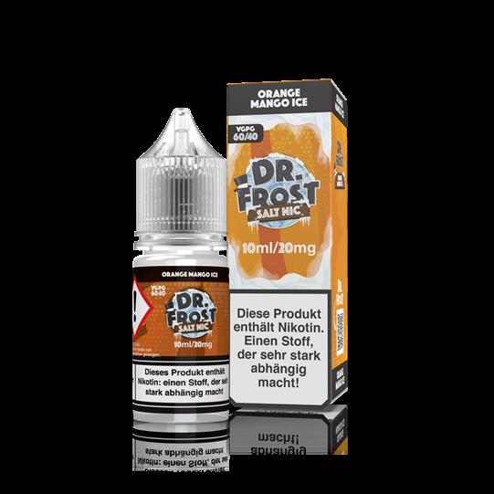 Dr. Frost - NicSalt Liquid - 10ml - 20mg - Orange Mango