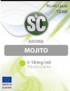 SC E-Liquids - 10ml - Mojito
